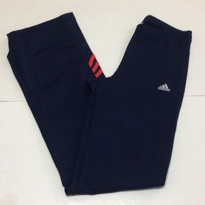 Adidas climate cool high waisted pants